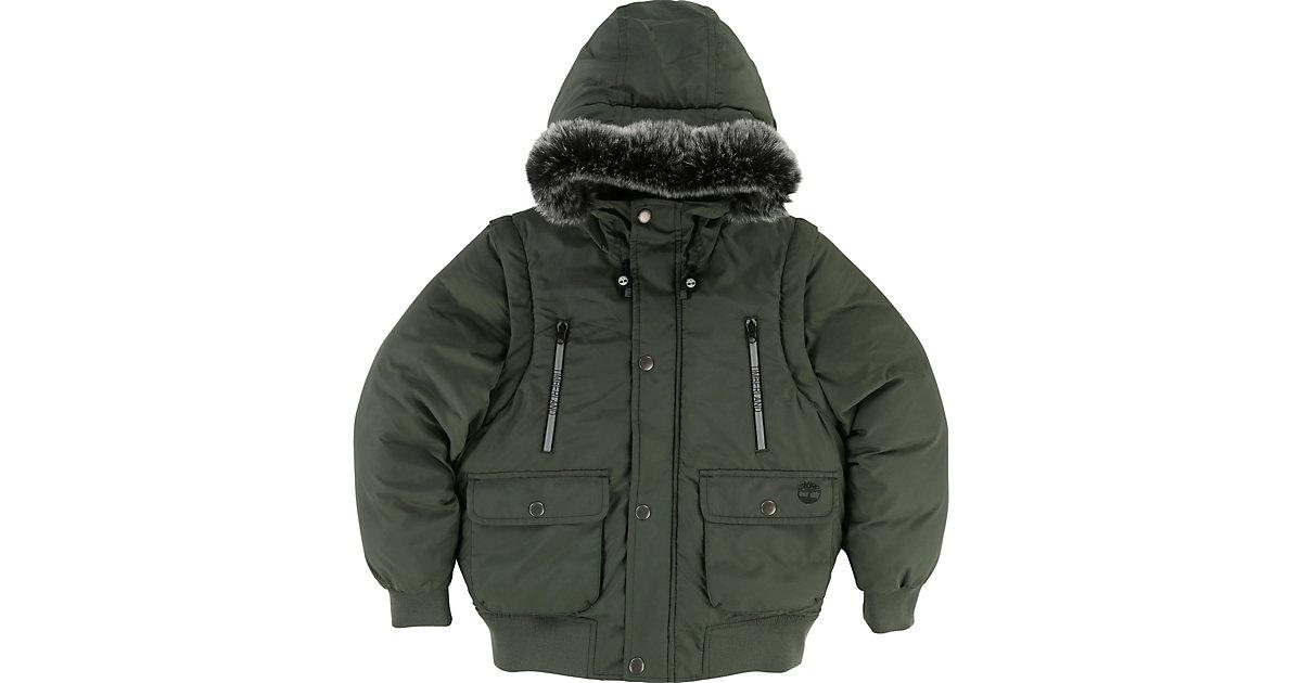 Timberland · 2 - in 1 Winterjacke Gr. 164 Jungen Kinder