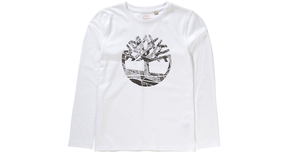 Timberland · Langarmshirt , Oragnic Cotton Gr. 152 Jungen Kinder