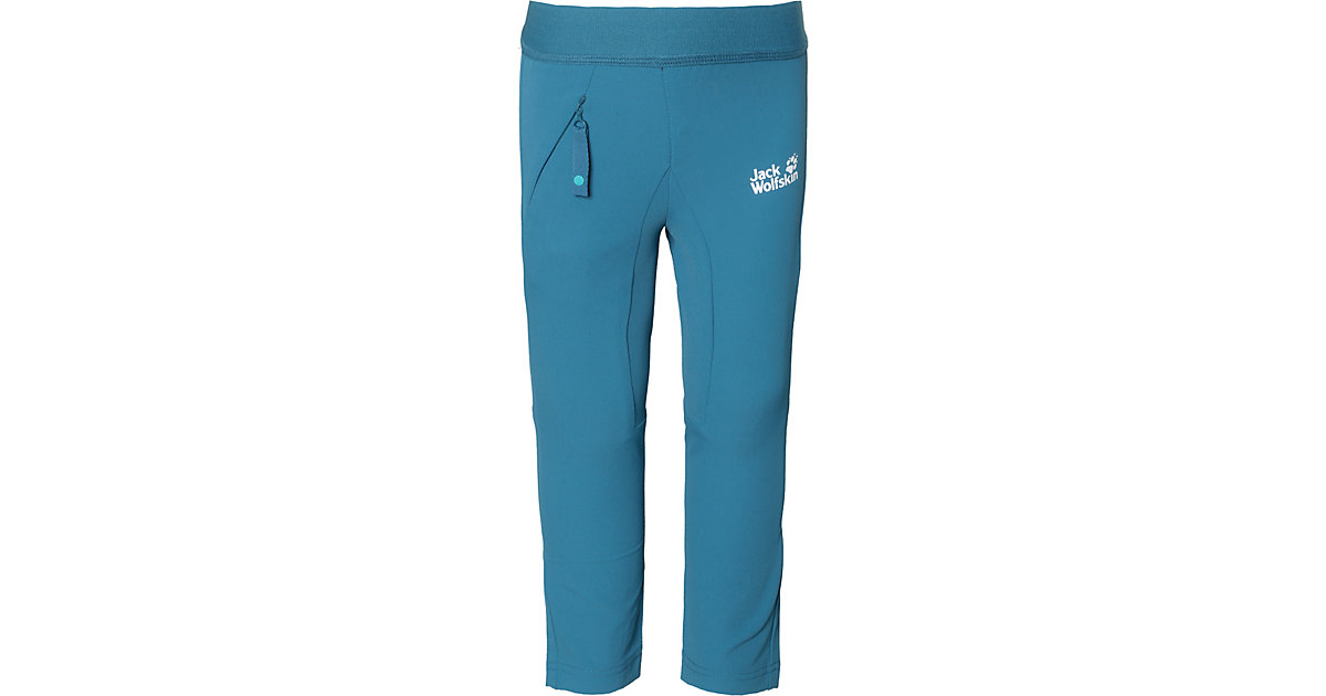 Jack Wolfskin · Outdoorleggings HELJAR Gr. 116 Mädchen Kinder