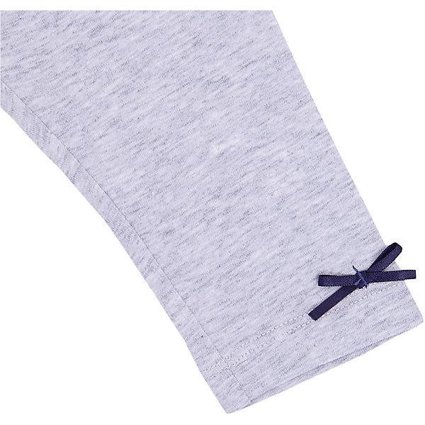 Костюм:футболка с длинным рукавом,лосины Original Marines для девочки
