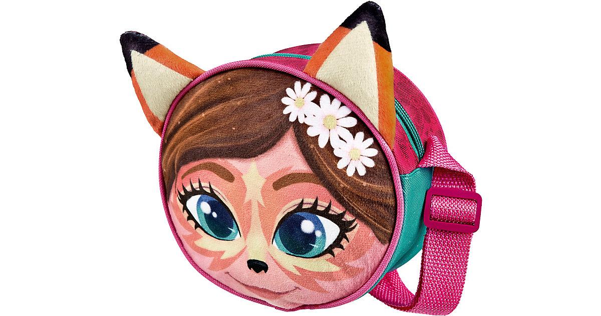 Kindertasche Fuchs Enchantimals pink