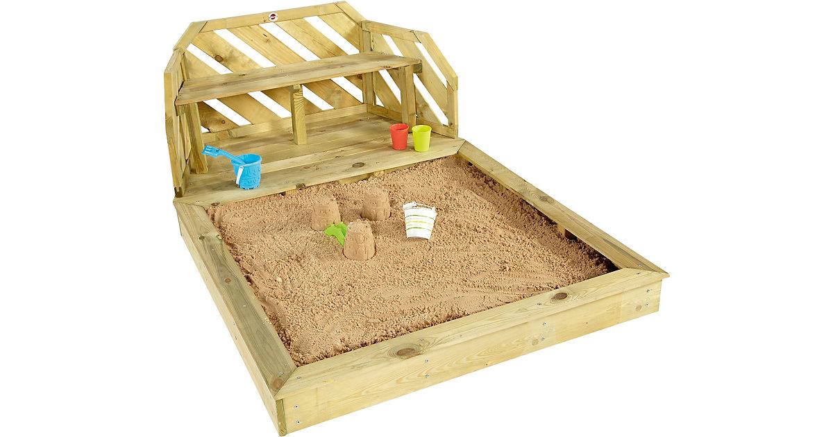 sandkasten mit bank machen sie den preisvergleich bei nextag. Black Bedroom Furniture Sets. Home Design Ideas