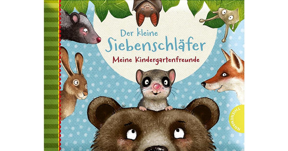 Der kleine Siebenschläfer: Meine Kindergartenfr...