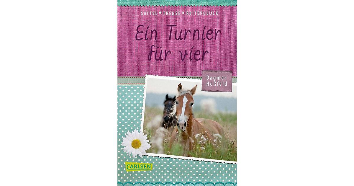 Sattel, Trense, Reiterglück: Ein Turnier vier, ...