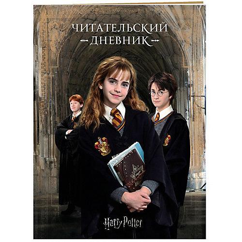 """Читательский дневник """"Гарри Поттер"""" от Эксмо"""