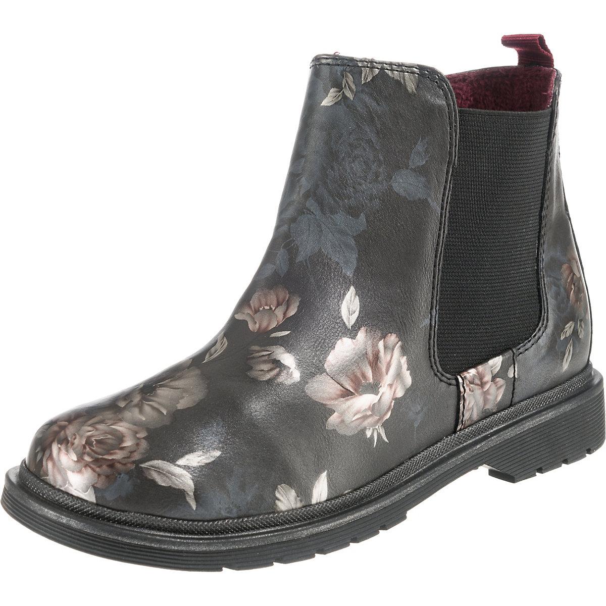 chelsea boots f r m dchen gef ttert s oliver mytoys. Black Bedroom Furniture Sets. Home Design Ideas
