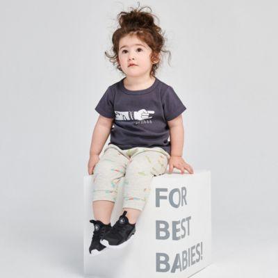 Футболка Happy Baby для мальчика - серый