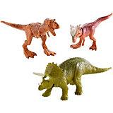 """Набор фигурок Jurassic World """"Мини-динозавры"""" 3 шт, вид 3"""