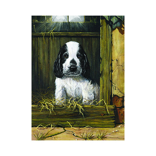 """Картина по номерам Royal&Langnickel """"Щенок спаниеля"""", 22х29 см от Royal&Langnickel"""