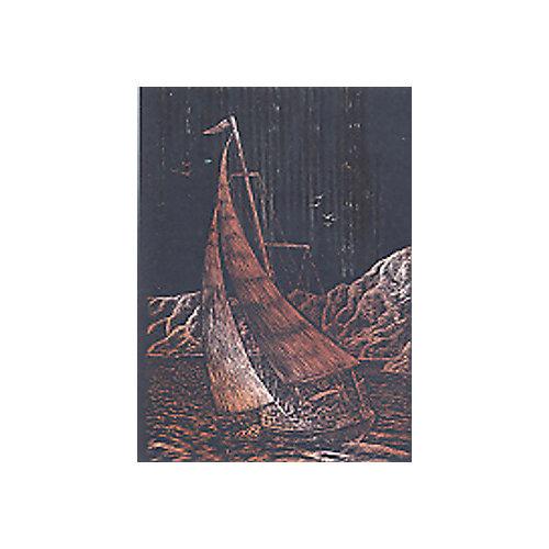 """Гравюра Royal&Langnickel """"Яхта"""", медь от Royal&Langnickel"""
