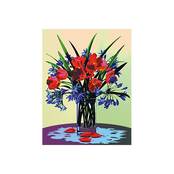 "Картина по номерам на холсте Royal&Langnickel ""Букет"", 22х30 см"