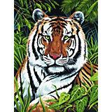 "Картина по номерам на холсте Royal&Langnickel ""Тигр"", 22х30 см"