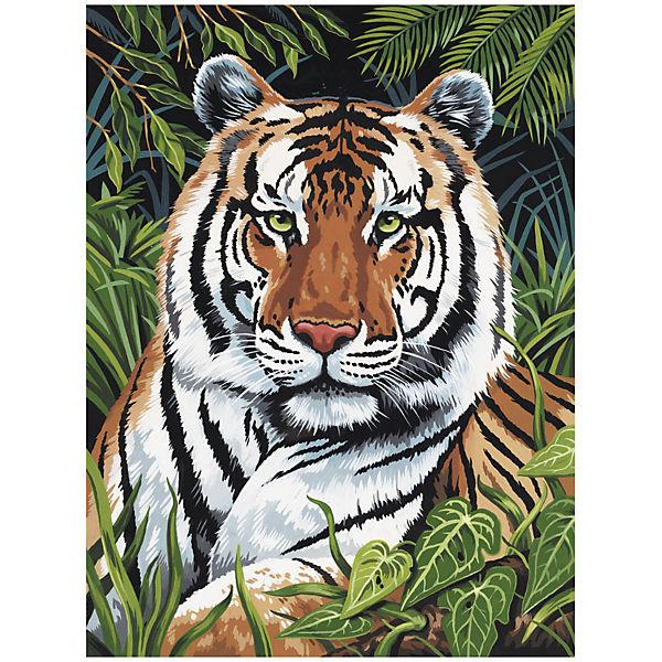 "Картина по номерам Royal&Langnickel ""Тигр"", 22х29 см"