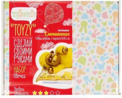 """Набор для творчества Toyzy """"Овечка"""""""