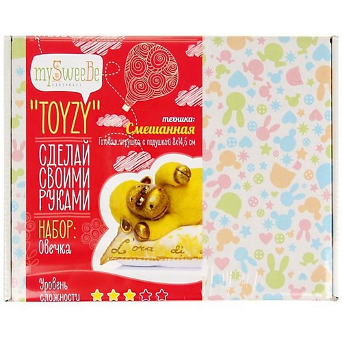 "Набор для творчества Toyzy ""Овечка"" от TOYZY"