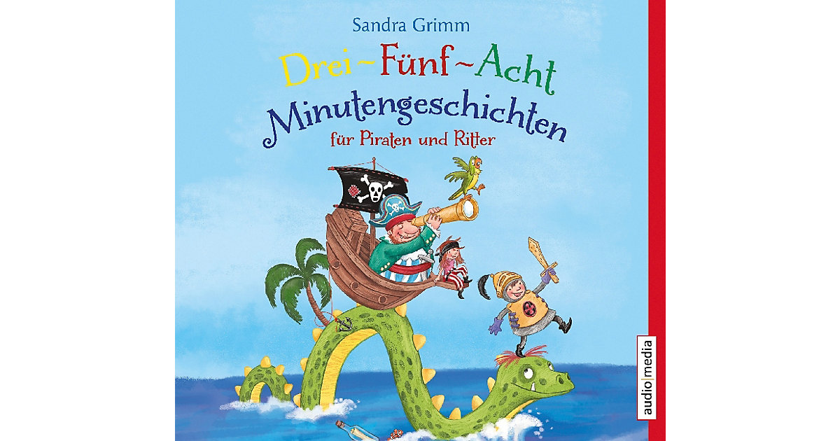 Drei-Fünf-Acht-Minutengeschichten Piraten und R...