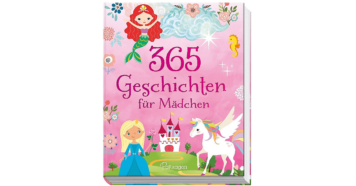 365 Geschichten Mädchen Kinder