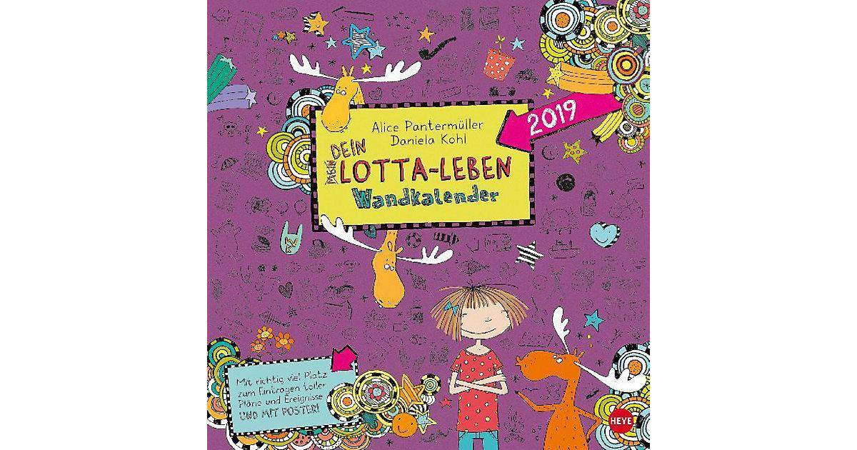 Lotta-Leben Wandkalender