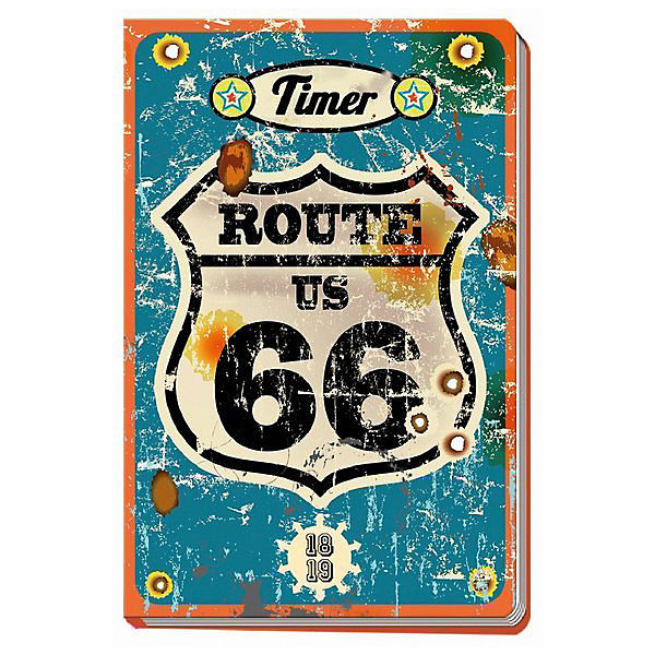 Timer Route 66: