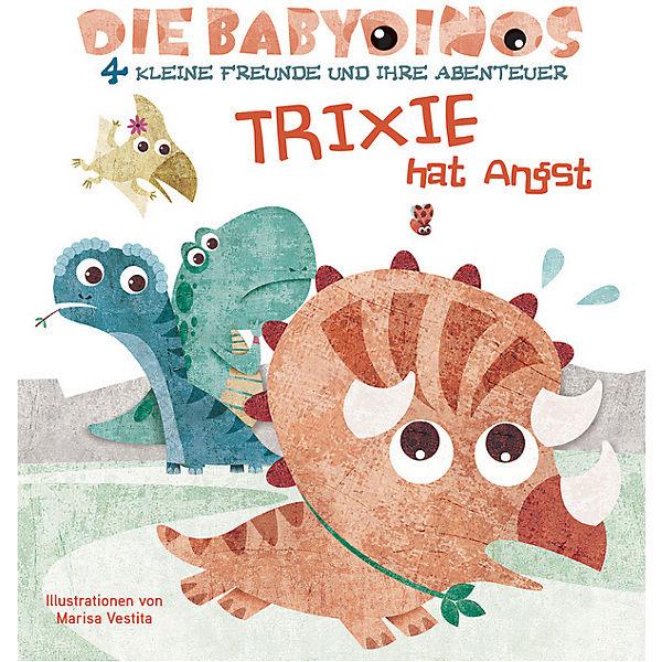 Die Babydinos: Trixie hat Angst, Marisa Vestita