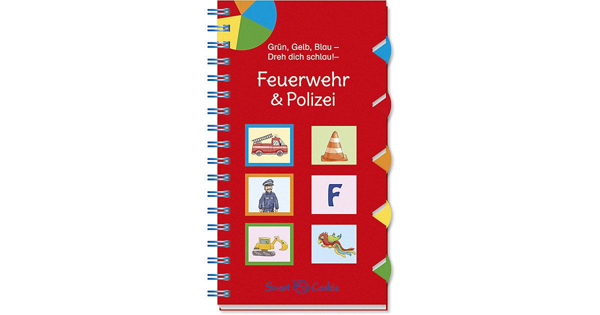 Grün, Gelb, Blau - Dreh dich schlau: Feuerwehr ...