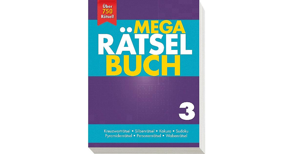 Mega Rätselbuch