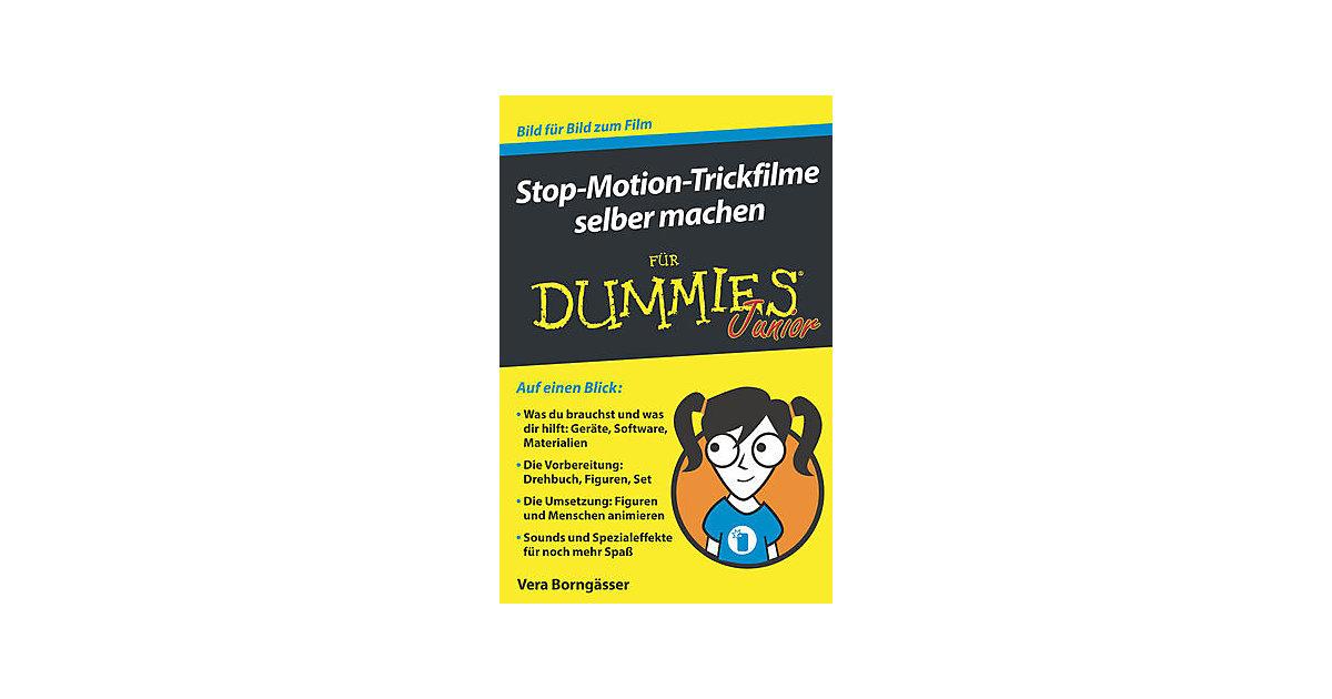 Stop-Motion-Trickfilme selber machen Dummies Ju...