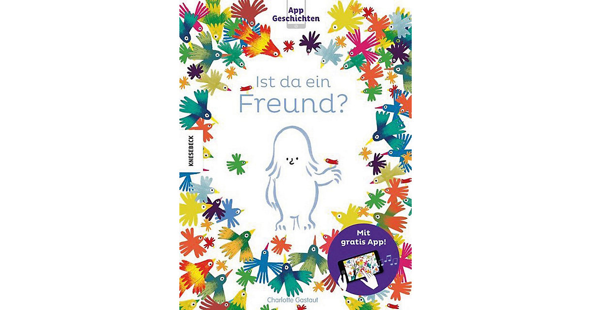 Ist da ein Freund?