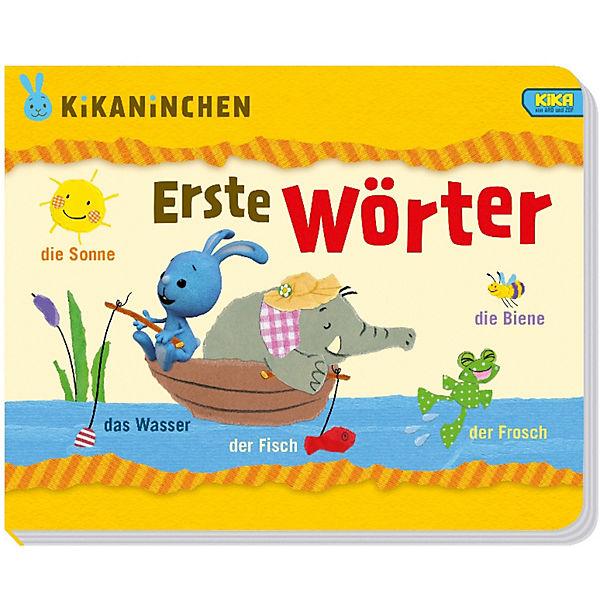 Kikaninchen Erste Wörter, Parragon Verlag