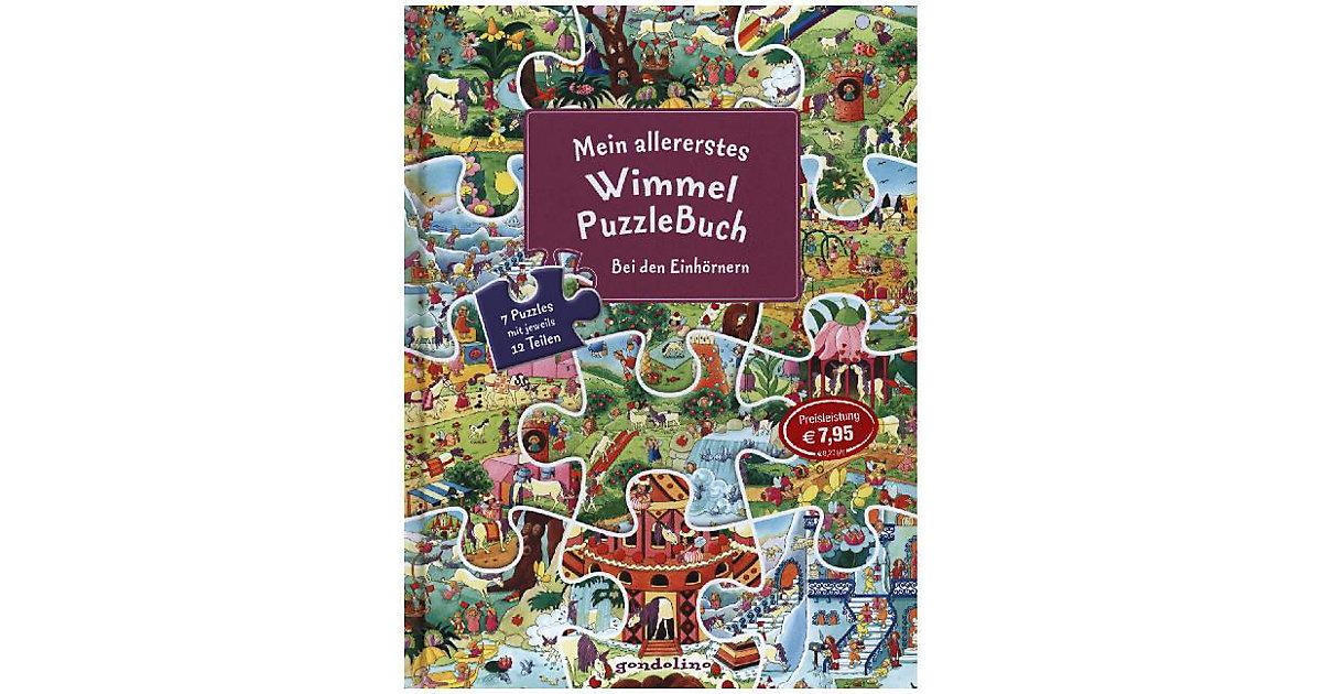 Mein allererstes WimmelPuzzleBuch: Bei den Einh...