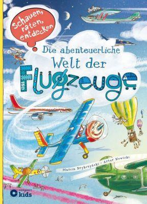 Buch - Die abenteuerliche Welt der Flugzeuge