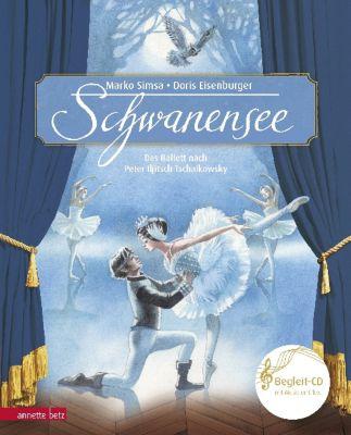 Buch - Schwanensee, mit Audio-CD