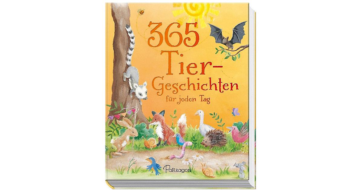 365 Tiergeschichten jeden Tag Kinder
