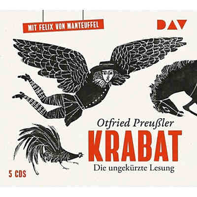 Krabat, 5 Audio-CDs
