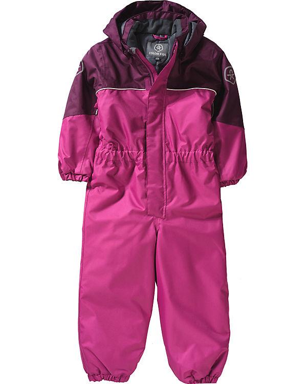 ganz nett großer Lagerverkauf Shop für Beamte Schneeanzug KAZOR für Mädchen, COLOR KIDS