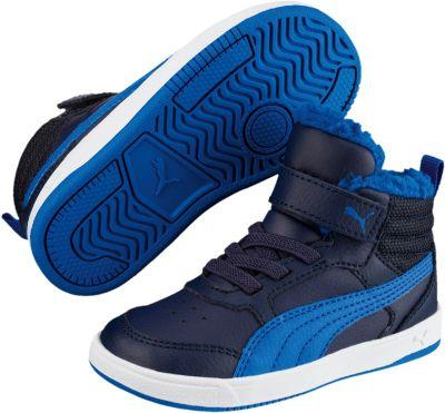 Sneakers High Rebound Street v2 Fur V PS für Jungen, PUMA