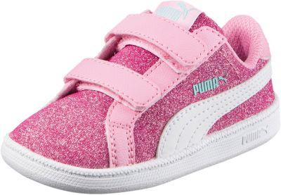Sneakers Low Puma Smash Glitz Glamm V Inf für Mädchen, PUMA