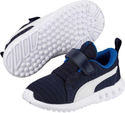PUMA, Sneakers Low Carson 2, schwarz | mirapodo