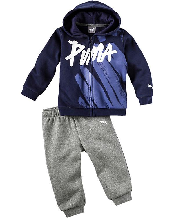 outlet wo kann ich kaufen am besten geliebt Baby Joggingzug für Jungen, PUMA