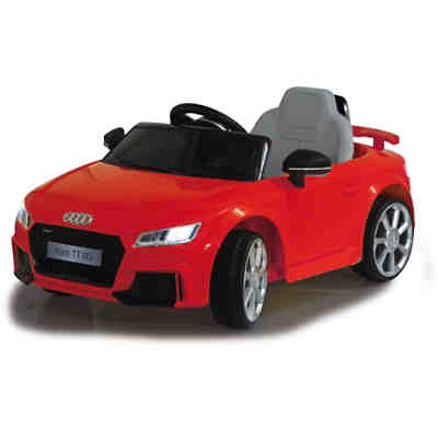 Ride-on Audi TT RS rot 12V