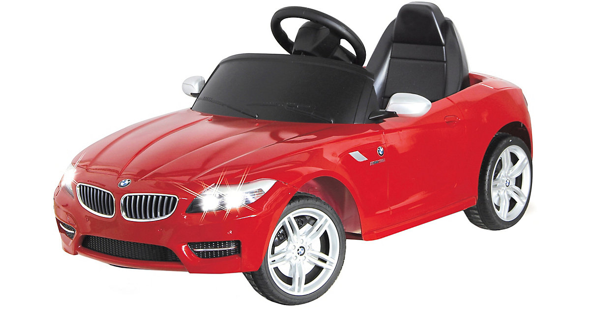 Jamara · Ride-on BMW Z4 rot 40Mhz 6V