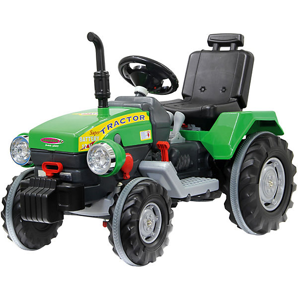 Ride-on Traktor Power Drag 12V