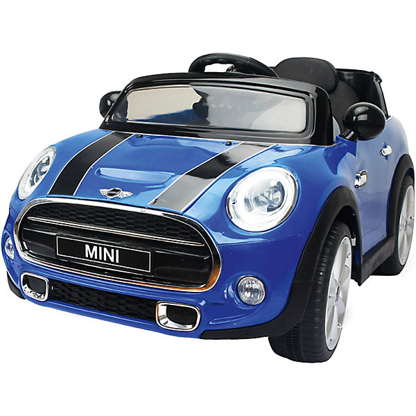 Ride-on Mini blau 12V