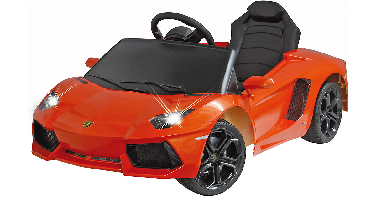Jamara · Jamara - Ride-on Lamborghini Aventador orange