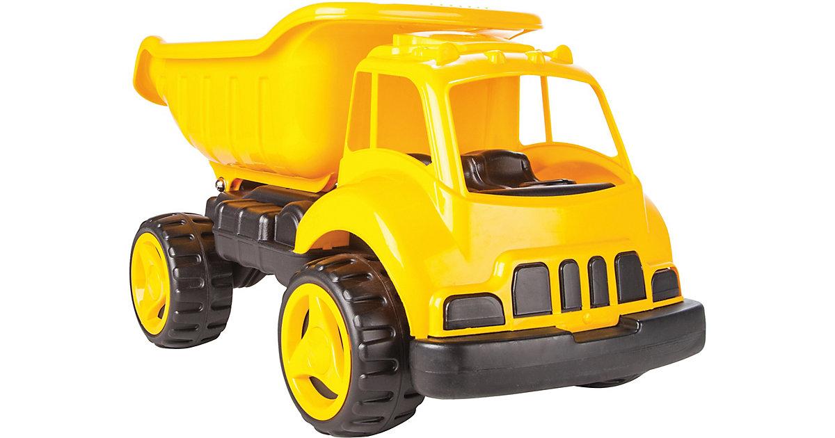 Sandkastenauto Sump Truck XL gelb
