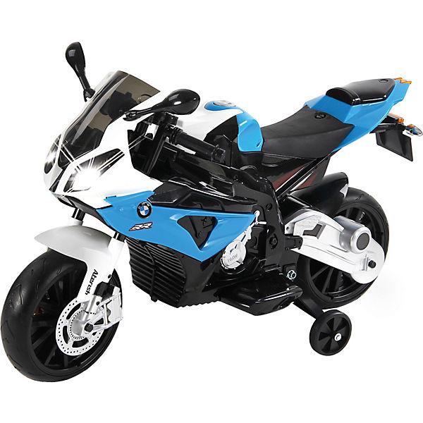 Ride On Motorrad Bmw S1000rr Blau 12v Jamara Mytoys