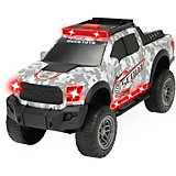 Машинка Dickie Toys Scout Ford F150 Raptor, 33 см, свет и звук