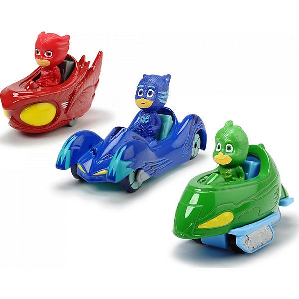 Pj Masks 3er Pack Pj Masks Mytoys
