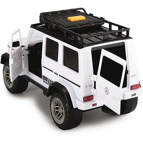 """Игровой набор Dickie Toys """"Искатели приключений"""" MB AMG 500 4x4 PlayLife, 23 см от Dickie Toys"""