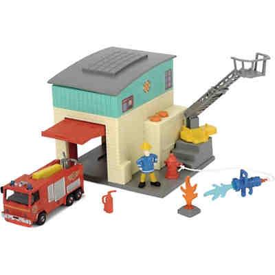 Feuerwehrmann Sam Theme Set Feuerwehrmann Sam Mytoys